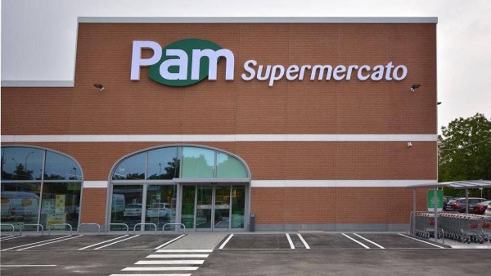 Il nuovo supermercato Pam di Castel San Pietro Terme