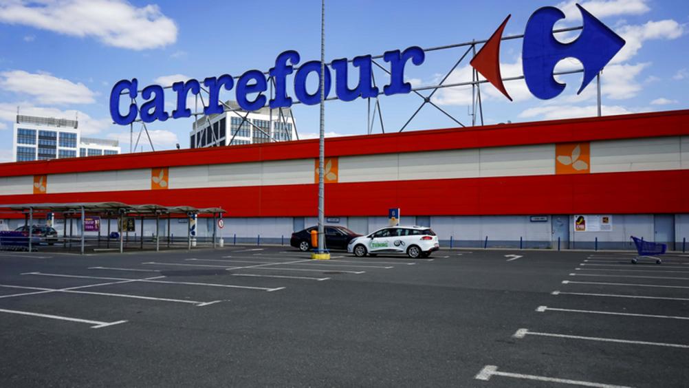 Carrefour Francia spinge di nuovo sui negozi in gerenza