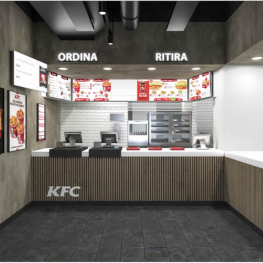 Kentucky Fried Chicken apre a Roma Tiburtina