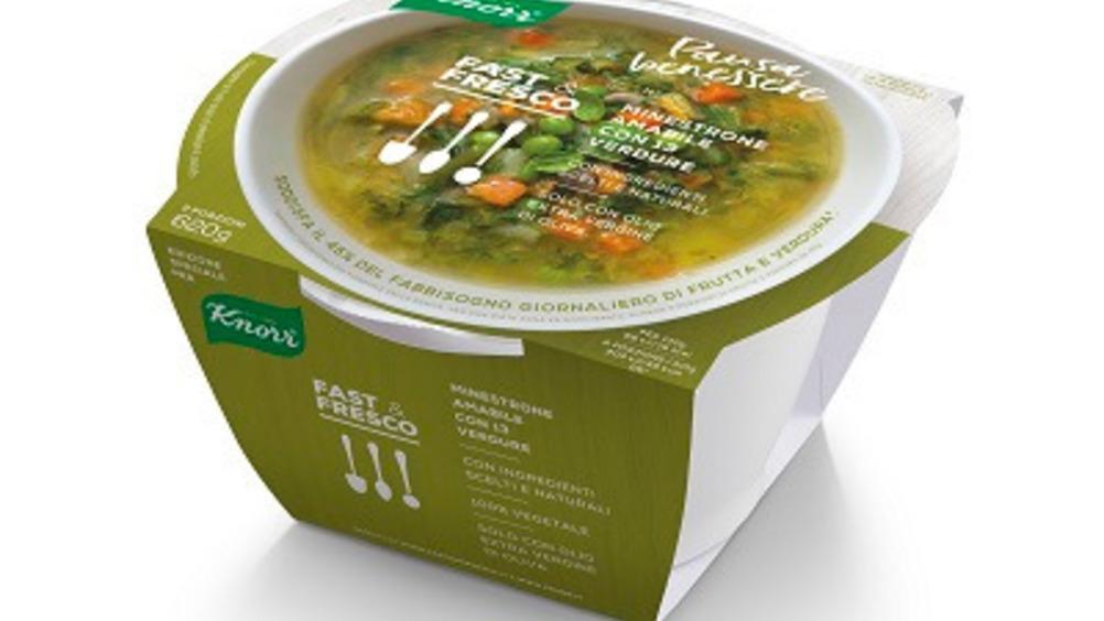 Minestrone amabile con 13 verdure