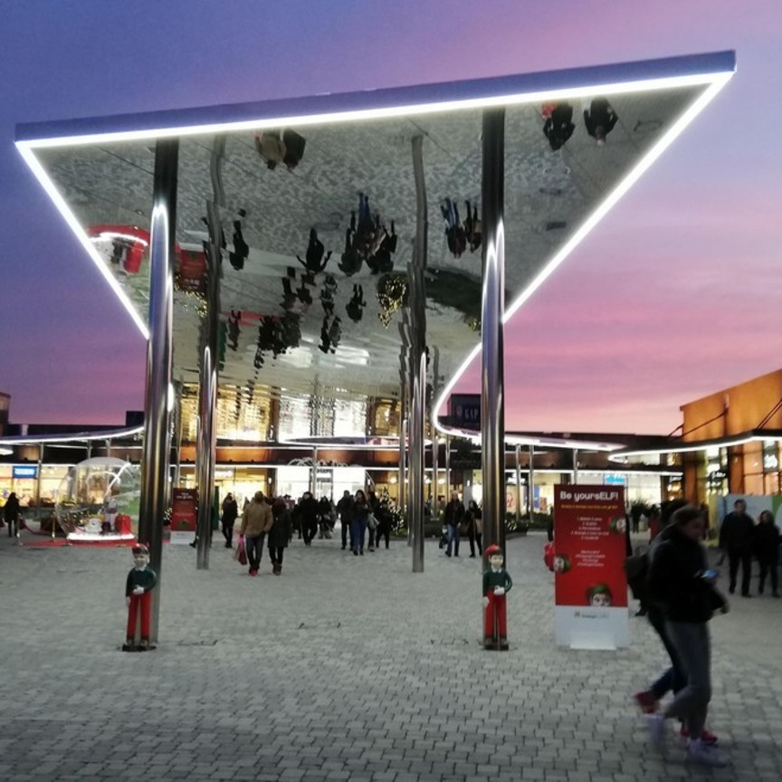 Arriva il restyling di Vicolungo The Style Outlets