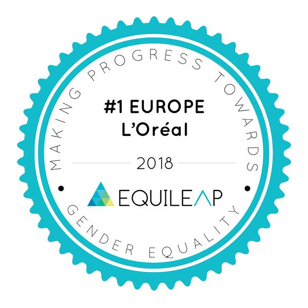 L'Oréal riconosciuta come prima azienda europea per parità di genere