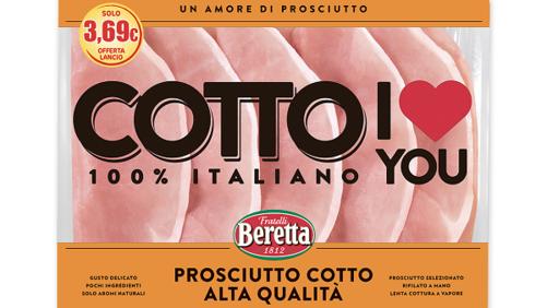 Fratelli Beretta lancia il nuovo Cotto I Love You