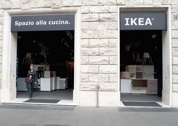 Ikea Roma San Silvestro: un successo eccezionale in formato XXS