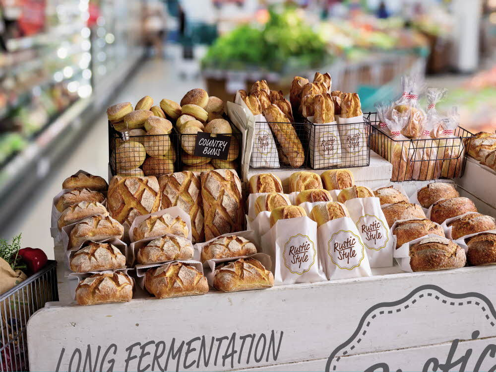 Pane e sostitutivi: con Puratos si amplia l'offerta