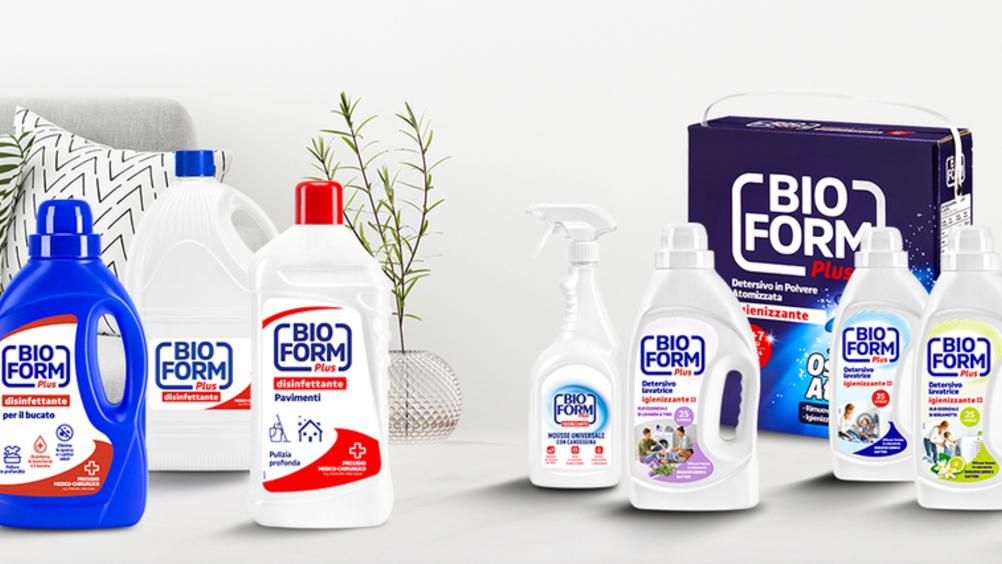 Bioform Plus: l'esperto dell'igiene sempre al tuo fianco
