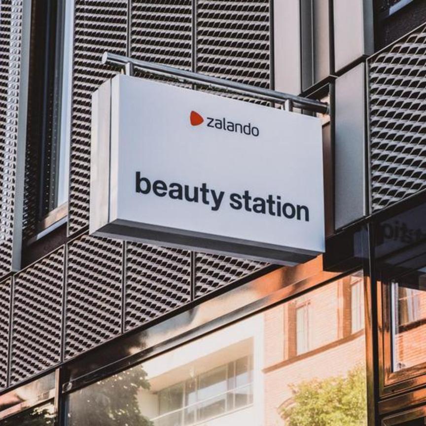 Zalando apre a Berlino il suo primo salone di bellezza
