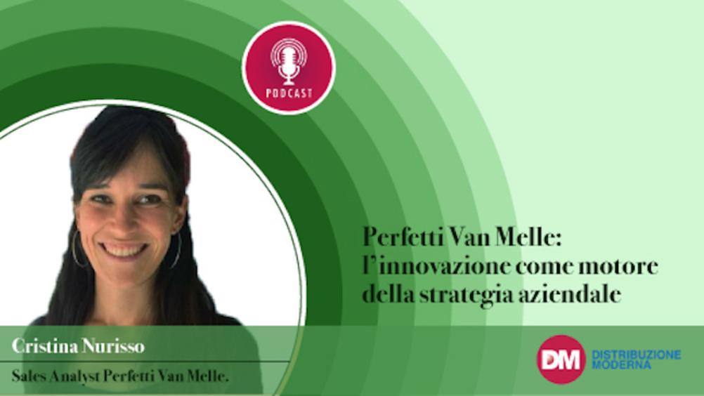 Nurisso (Perfetti Van Melle): l'innovazione come motore della strategia aziendale