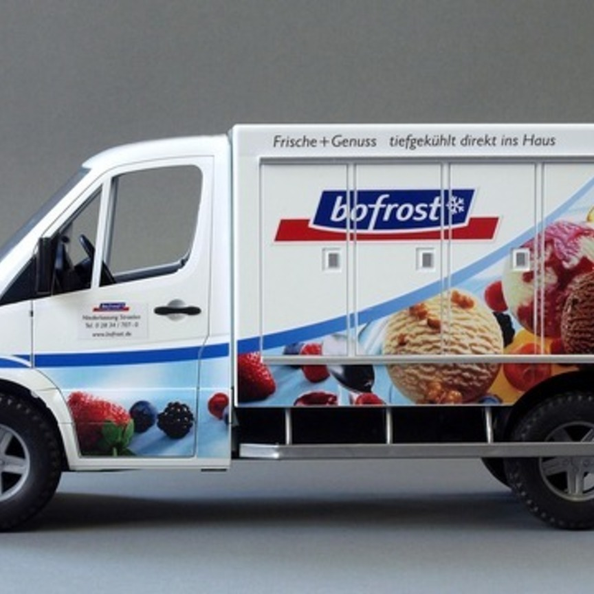 Nove anni in crescita per Bofrost Italia