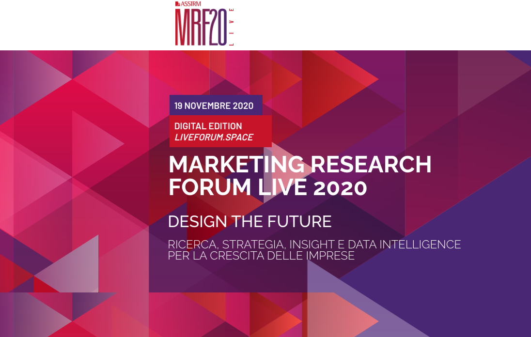 Marketing Research Forum Live: Assirm annuncia i primi sponsor