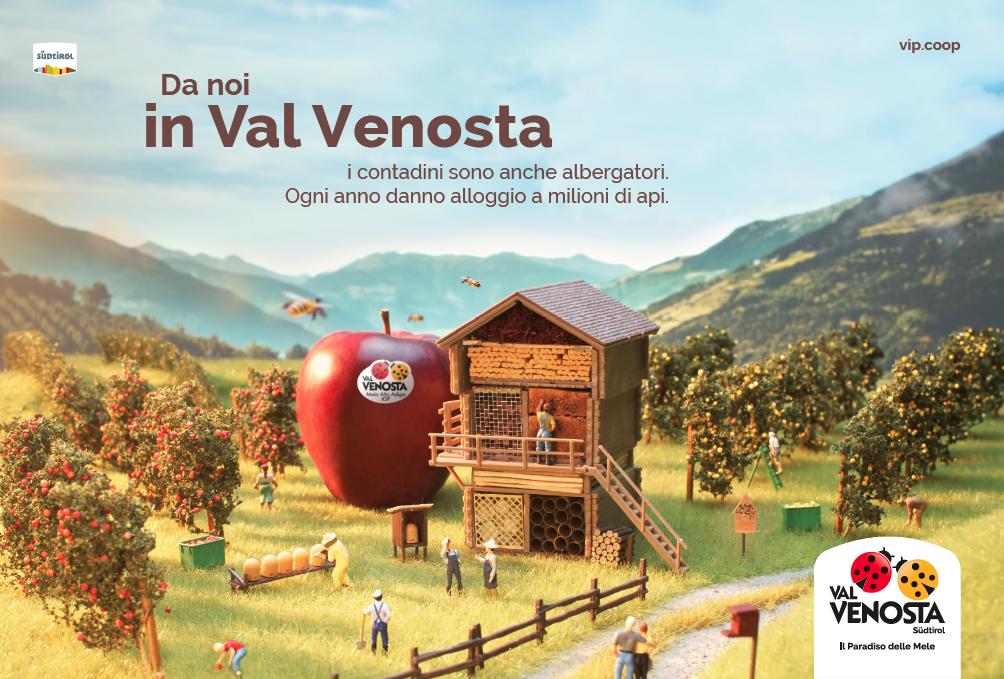 Val Venosta, il Paradiso delle Mele e First Class Service dal Paradiso delle Mele