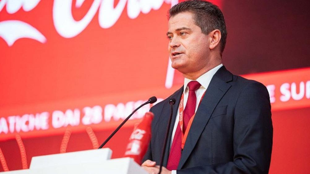 Zoran Bogdanovic, Ceo di Coca-Cola HBC