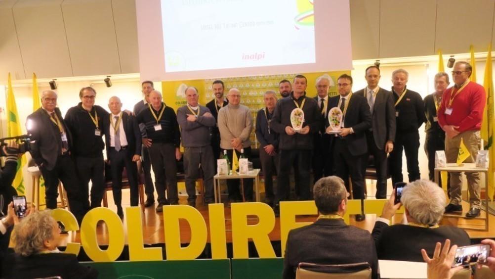 Siglato l'accordo di filiera salva pomodoro made in Italy