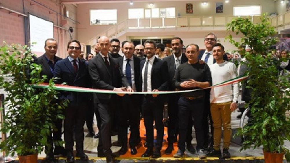 Inaugurazione filiale adriatica