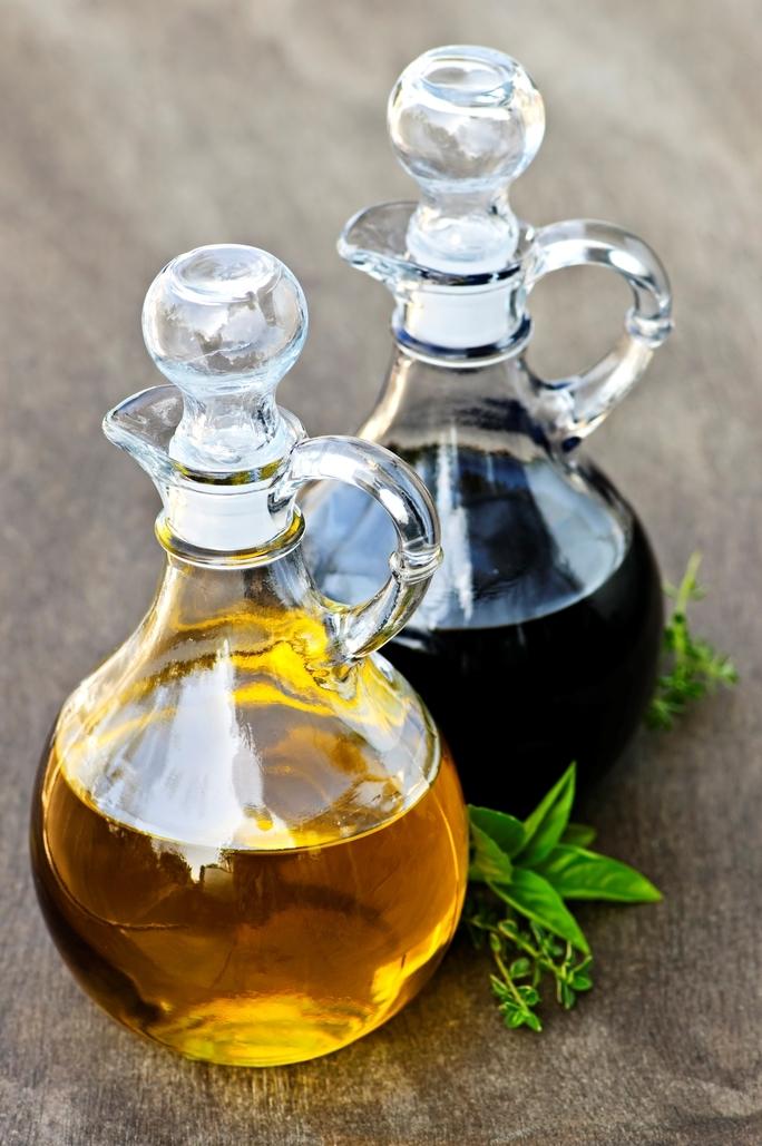 Olio e aceto: un comparto a due velocita'