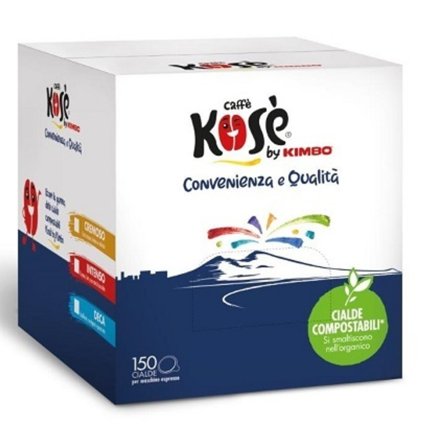 Caffè Kosè cambia look con un restyling del packaging