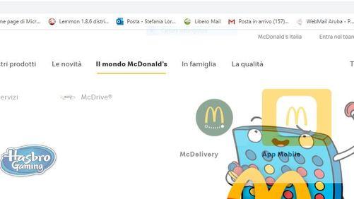 McDonald's: nuova linea di burger premium
