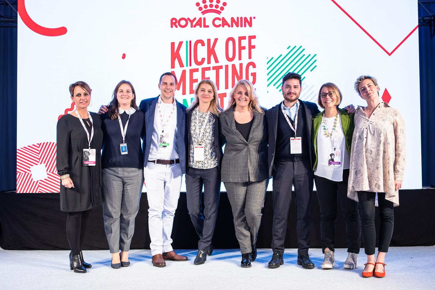 Royal Canin Italia: nuovo leadership team