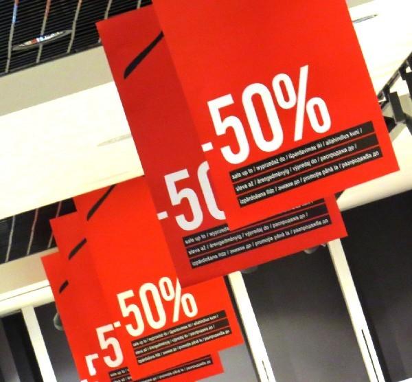 I discount perdono il ritmo e si ispirano ai supermercati