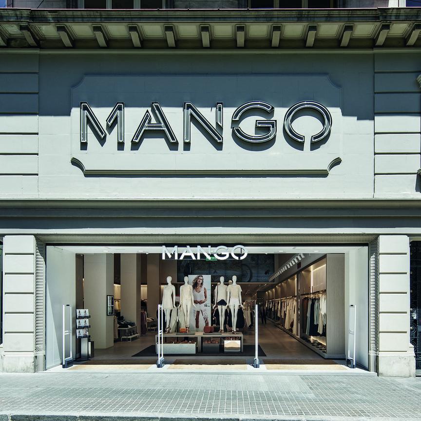 Mango rivoluziona la strategia di vendita