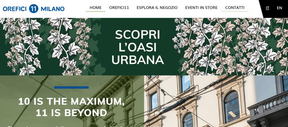 """Orefici11 si trasforma in una """"Urban oasis"""" nel cuore di Milano"""