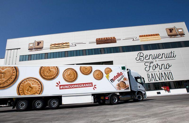 I Nutella Biscuits raddoppiano: investimento di 80 milioni