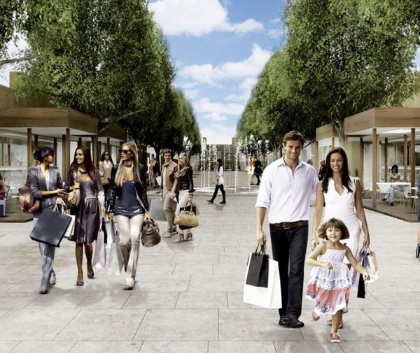 Torino Outlet Village apre la primavera dei centri commerciali
