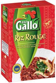 Riz Rouge: la fantasiosa novità di Riso Gallo