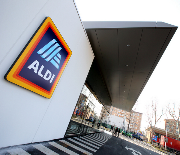 Aldi Nord e Sud più vicine in Germania