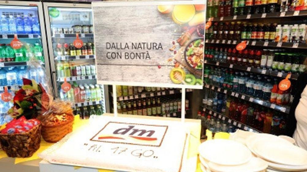 Inaugurazione dm drogerie markt Gorizia