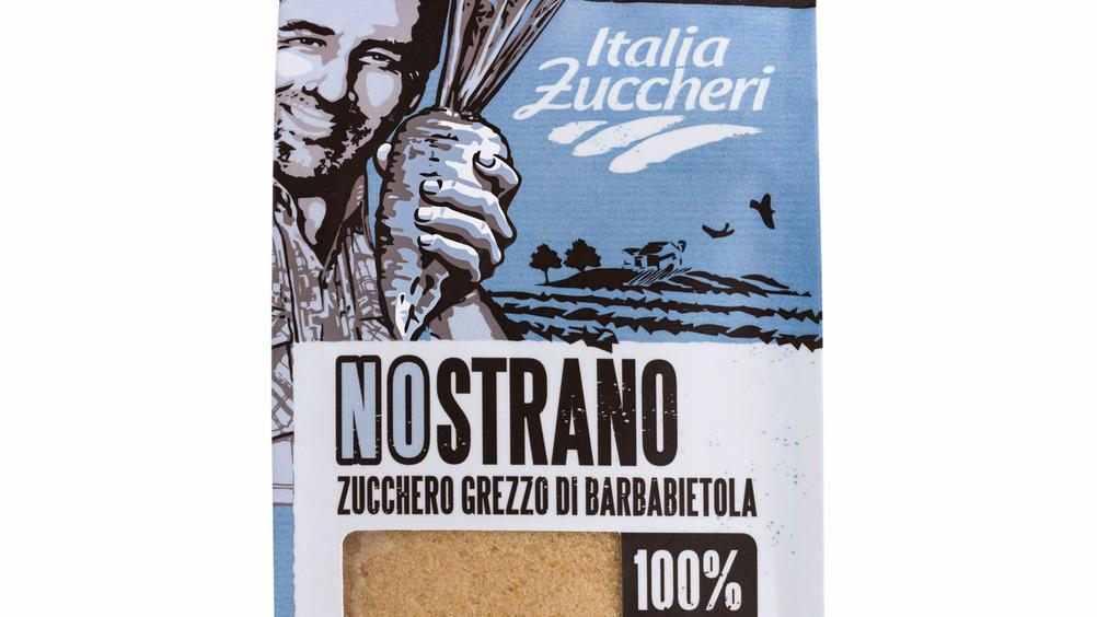 Nostrano, lo zucchero grezzo 100% made in Italy