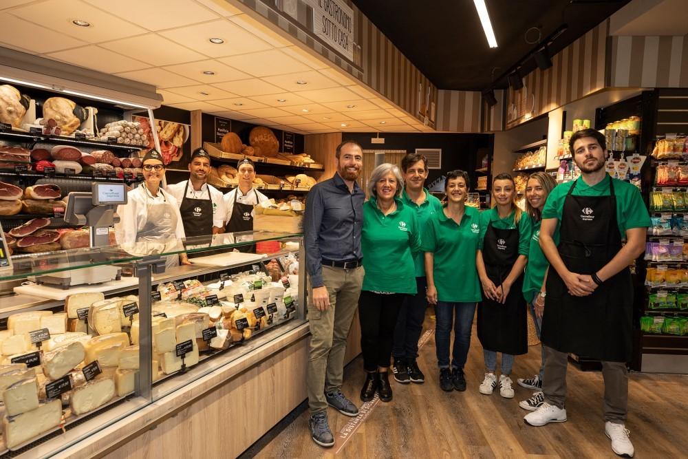 Il nuovo Carrefour Express apre a Grosseto, nel cuore della città