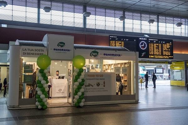 Pam Panorama apre un temporary store a Torino