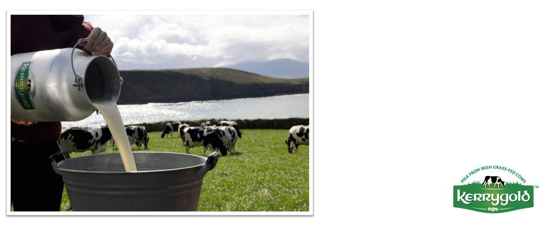 Ornua presenta Kerrygold: un marchio di qualità