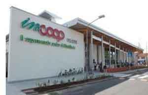 L'eco-supermercato Coop di Conselice risparmia il 48% di energia
