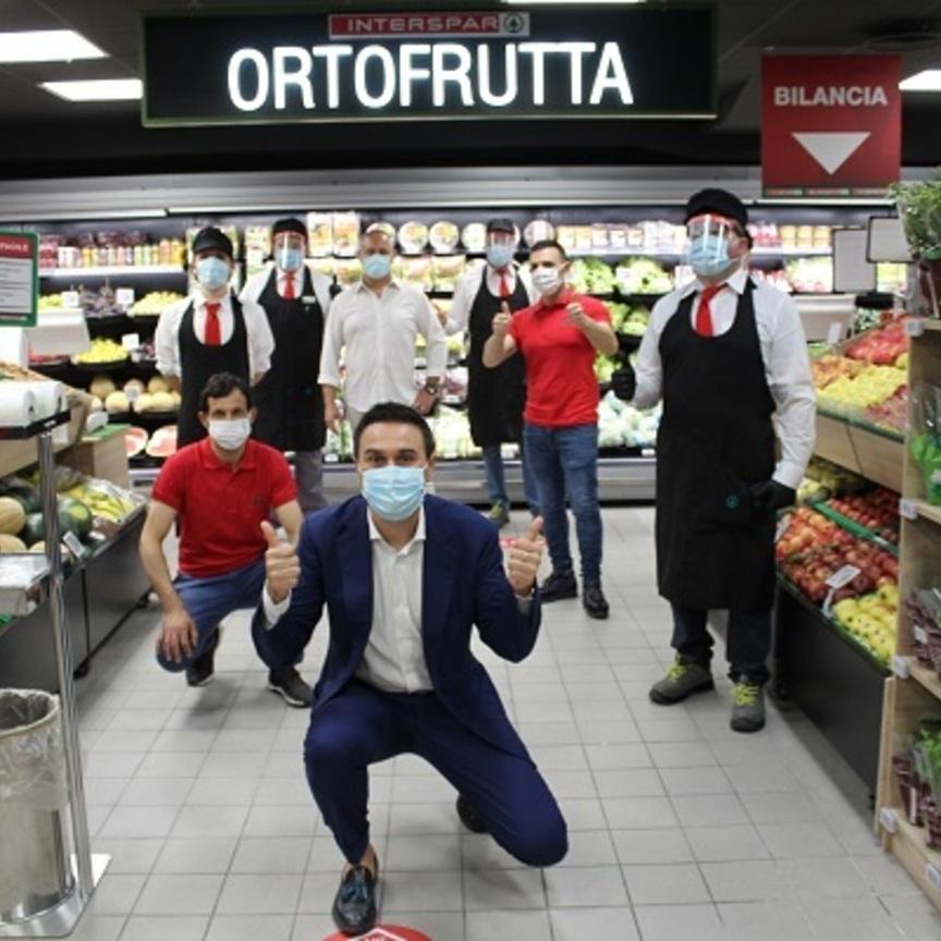 Despar Centro-Sud inaugura un nuovo Interspar in Calabria