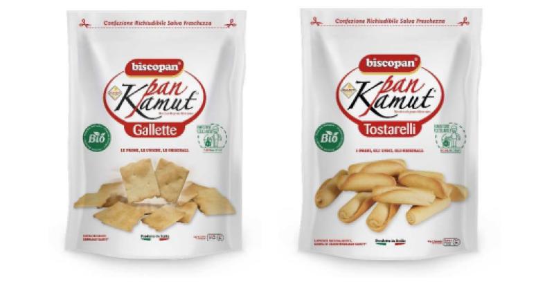 Biscopan: tostarelli e gallette disponibili nella nuova confezione doypack richiudibile
