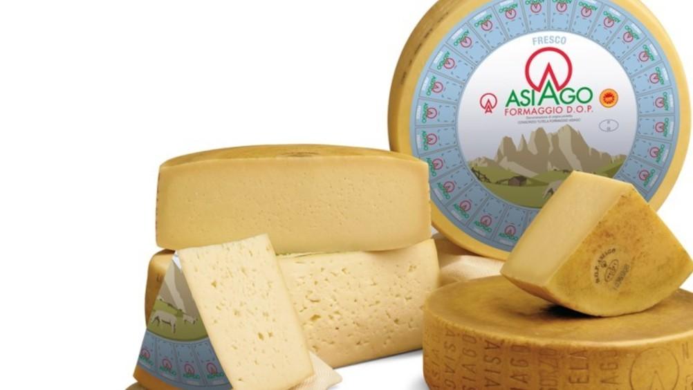 Asiago Dop: nuovo disciplinare per il formaggio