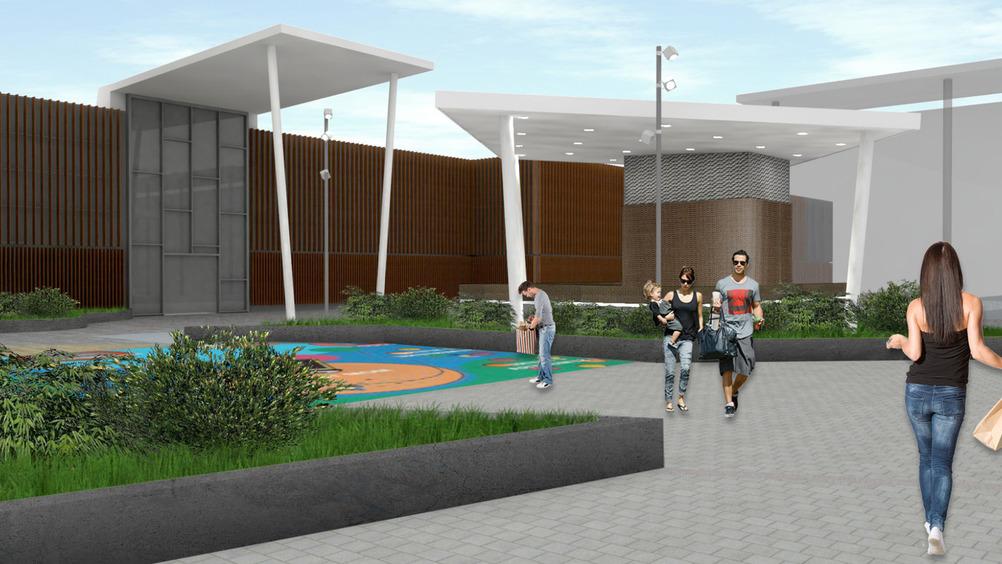 Gli spazi verdi e le 'piazze' danno 'respiro' al Centro