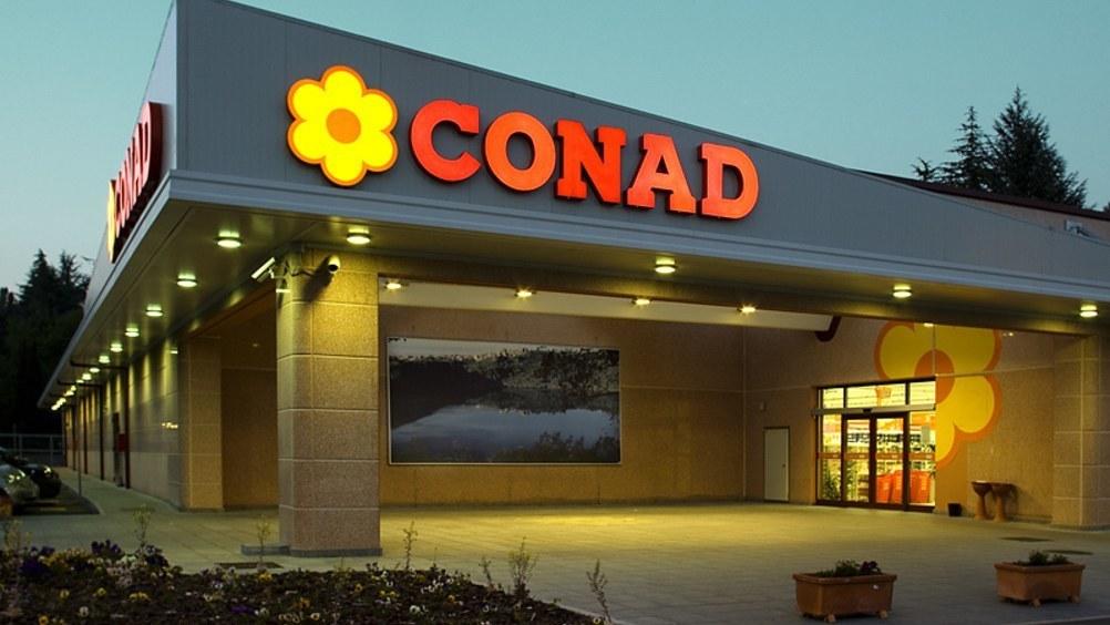 Conad: chiusura dei punti vendita la domenica di Pasqua