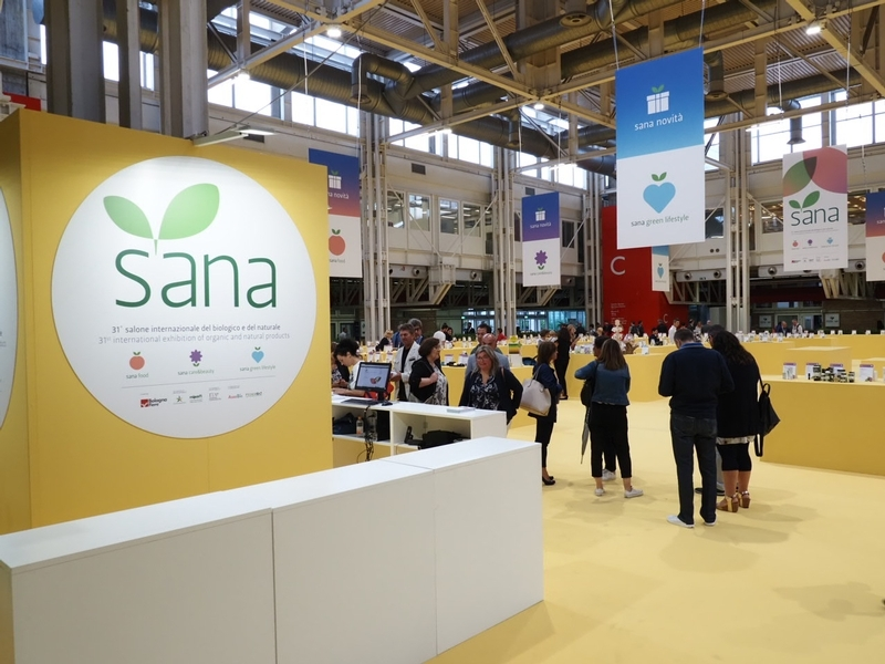 """A Sana 2020 """"Free from hub"""" il nuovo progetto di Bolognafiere"""