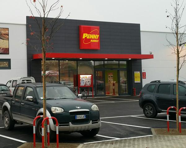 Penny Market inaugura un nuovo punto vendita a Casale Monferrato