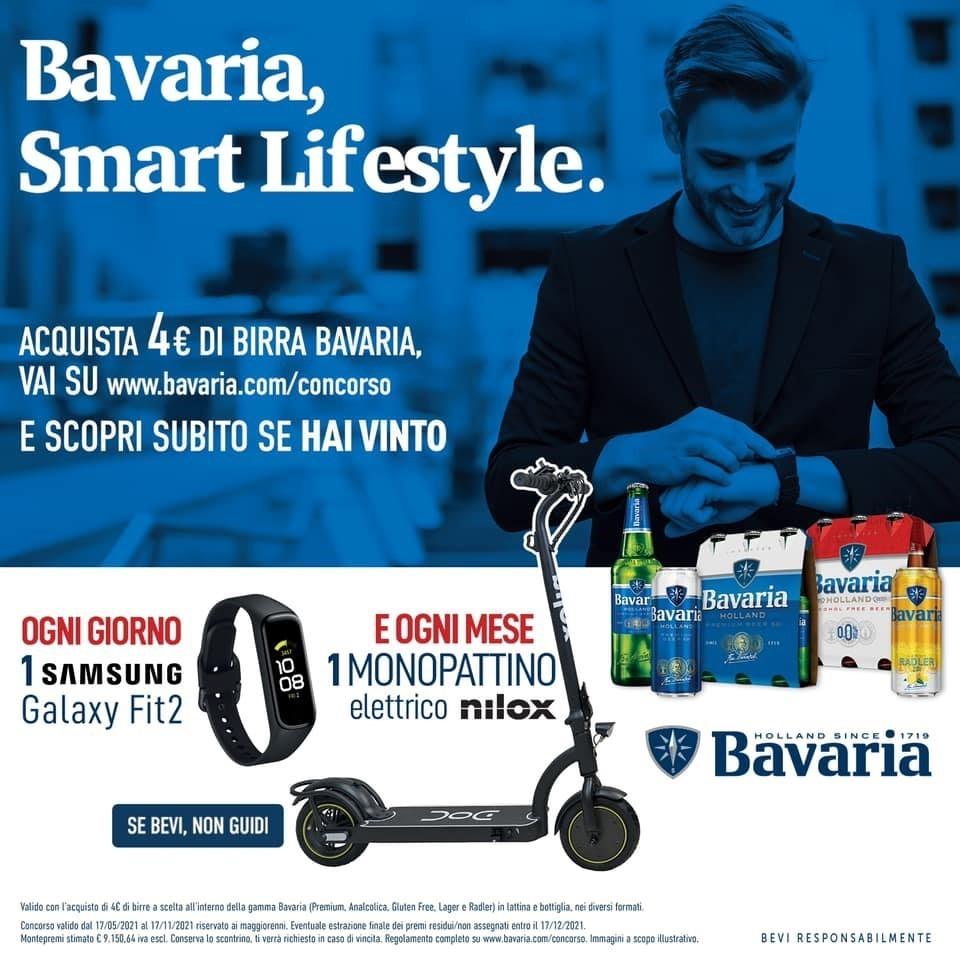 Bavaria Smart Lifestyle: un nuovo concorso