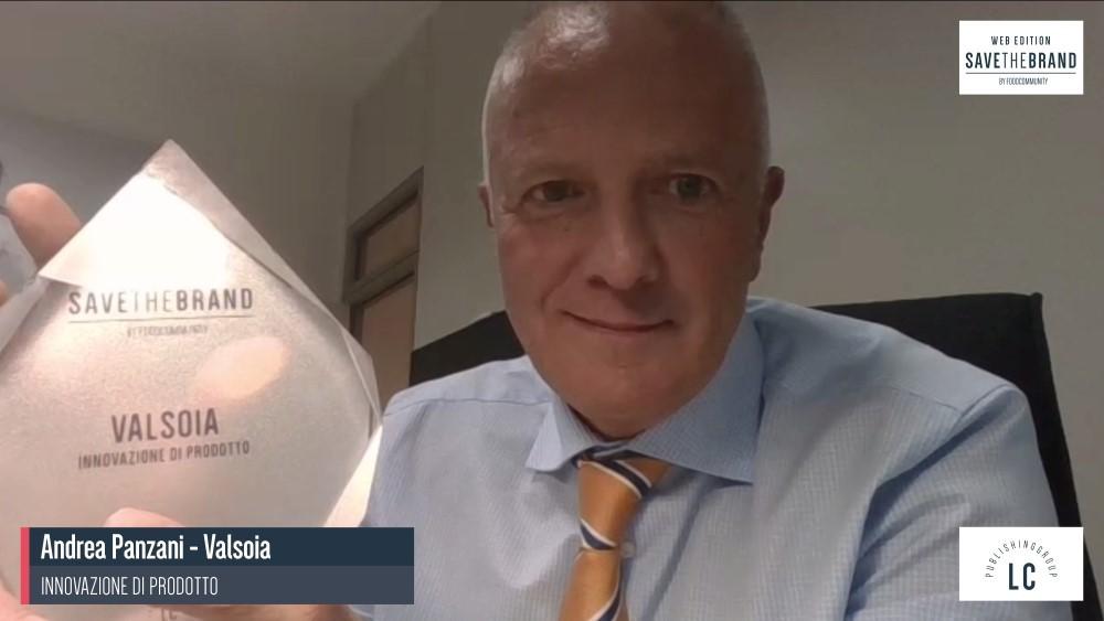 """Valsoia premiata a """"Save the brand 2020"""""""