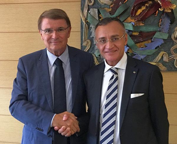 Il gruppo bancario Crédit Agricole diventa business partner di Macfrut