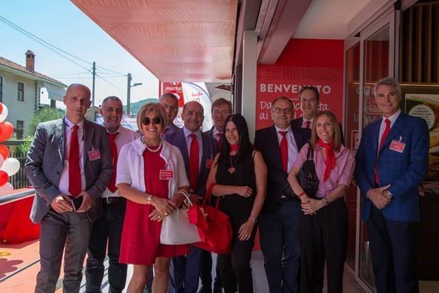 """Carrefour Market inaugura il primo punto vendita """"Rurale"""""""