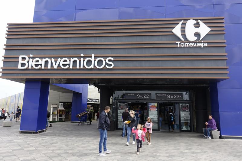 Carrefour Spagna avvia la transizione alimentare