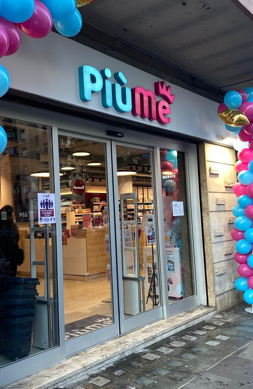 PiùMe apre a Roma il terzo negozio
