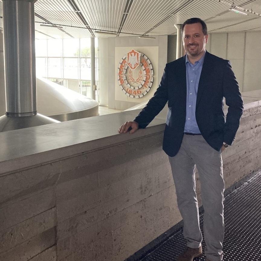 Birra Peroni: Francesco Salernitano nuovo direttore dello stabilimento di Roma
