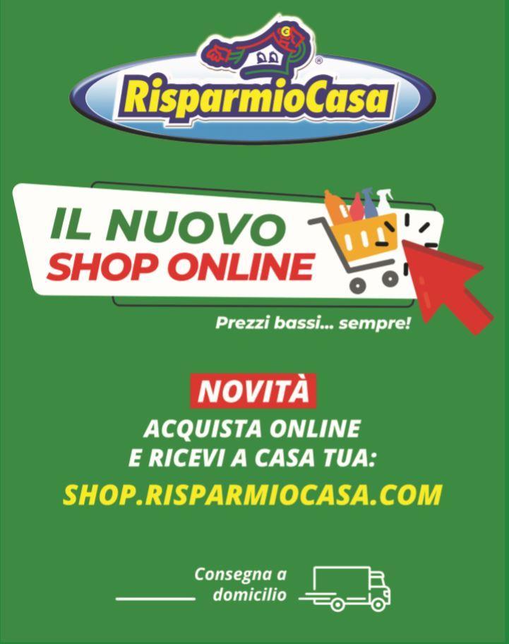 Risparmio Casa lancia il portale di E-Commerce